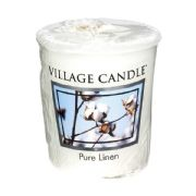 Village Candle Pure Linen Votive Candle